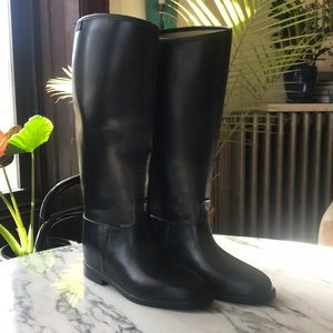 Stylish Aigle Rainboots